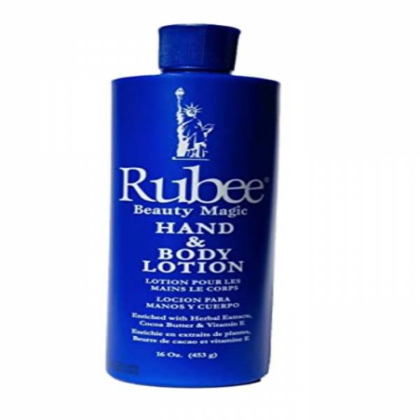 Rubee Beauty Magic Hand & Body Lotion (16 oz.)