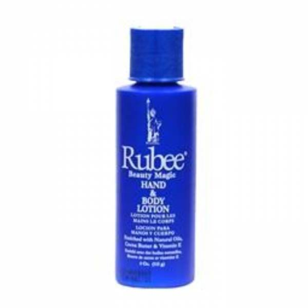 Rubee Beauty Magic Hand & Body Lotion 4 oz.